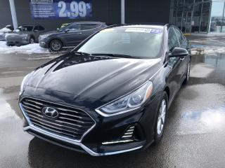 Used 2018 Hyundai Sonata 2.4L GL,MAGS,CAMERA,A/C,CRUISE +++ for sale in Mirabel, QC