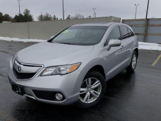 Used 2015 Acura RDX AWD for sale in Cayuga, ON