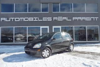 Used 2005 Toyota Echo Hatchback 5-dr LE for sale in Québec, QC