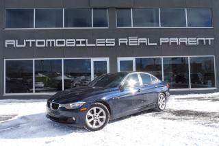 Used 2013 BMW 328i XDRIVE - TOIT - for sale in Québec, QC