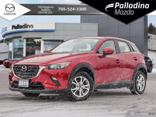 Used 2019 Mazda CX-3 GS - LUXURY PKG - DEALER SERVICED - NO ACCIDENTS for sale in Sudbury, ON