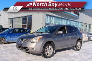 Used 2009 Nissan Rogue SL AS IS - Leather - Sunroof - Heated Seats for sale in North Bay, ON
