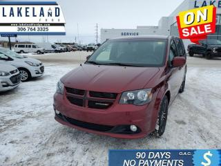 Used 2018 Dodge Grand Caravan GT  - $169 B/W for sale in Prince Albert, SK
