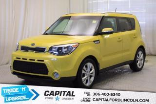 Used 2015 Kia Soul HB for sale in Regina, SK