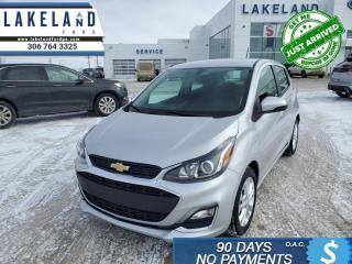 Used 2020 Chevrolet Spark LT  - $109 B/W for sale in Prince Albert, SK