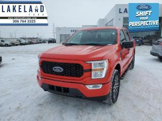New 2021 Ford F-150 XL  - STX Package - Cruise Control - $325 B/W for sale in Prince Albert, SK