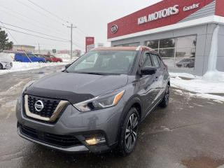 Used 2020 Nissan Kicks SR for sale in Gander, NL