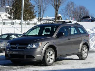 Used 2013 Dodge Journey CANADA VALUE PACK, CRUISE CONTROL. for sale in St-Georges, QC