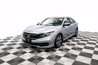 Used 2019 Honda Civic Sedan LX Sedan Cam Heated Seats for sale in New Westminster, BC
