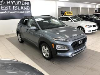 Used 2020 Hyundai KONA 2.0L PREFERRED AWD MAGS CAMÉRA A/C BT CR for sale in Dorval, QC
