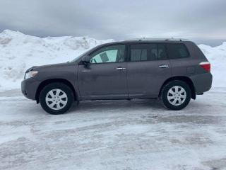Used 2008 Toyota Highlander LIMITÉE for sale in Amos, QC