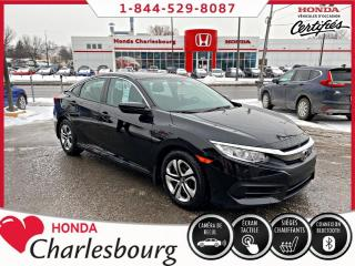 Used 2017 Honda Civic LX AUTOMATIQUE**46 444 KM** for sale in Charlesbourg, QC