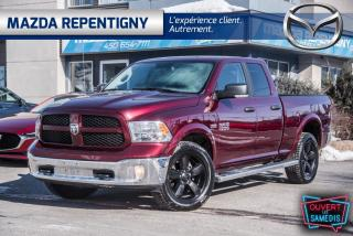 Used 2018 RAM 1500 OUTDOORSMAN for sale in Repentigny, QC