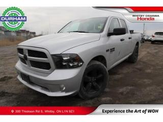 Used 2019 RAM 1500 Classic Express 4x4 Quad Cab 6'4  Box for sale in Whitby, ON