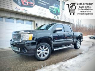 Used 2011 GMC Sierra 1500 Denali for sale in Orillia, ON