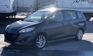 Used 2012 Mazda MAZDA5 GT,GT for sale in Brampton, ON