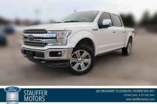Used 2019 Ford F-150 Lariat for sale in Tillsonburg, ON
