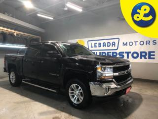 Used 2017 Chevrolet Silverado 1500 LT Crew Cab 4X4 5.3L V8 * Line-X Bed Liner * Chrome Side Steps * Rain Guard * Back Up Camera * Cruise Control Hands Free Calling * Apple Car Play * An for sale in Cambridge, ON