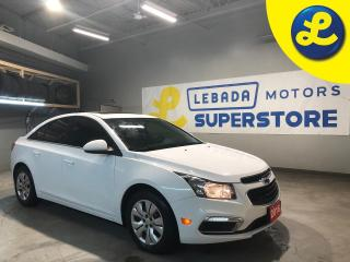 Used 2016 Chevrolet Cruze LT * Sunroof * 1.4L Turbo *  Back Up Camera * Remote Start * Pioneer Audio System * Hands Free Calling *  Cruise Control * Steering Wheel Controls * A for sale in Cambridge, ON