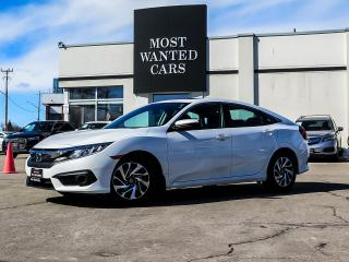 Used 2017 Honda Civic EX|SUNROOF|HONDA LANE WATCH|REMOTE START|CAMERA|ALLOYS for sale in Kitchener, ON