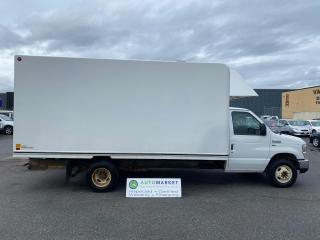 Used 2012 Ford Econoline E450 16FT CUBE VAN! LOW KM'S! FREE BCAA! INSPECTED! READY TO WORK! for sale in Langley, BC