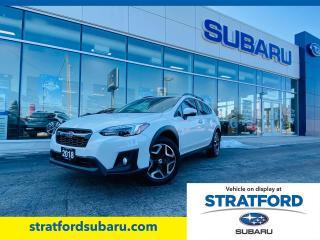Used 2018 Subaru XV Crosstrek Limited for sale in Stratford, ON