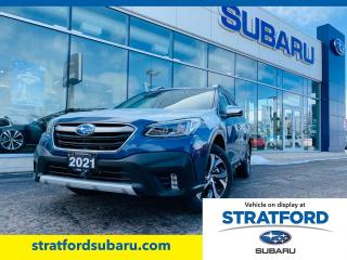 New 2021 Subaru Outback Premier XT for sale in Stratford, ON