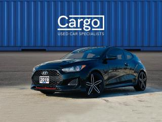Used 2019 Hyundai Veloster Turbo for sale in Stratford, ON
