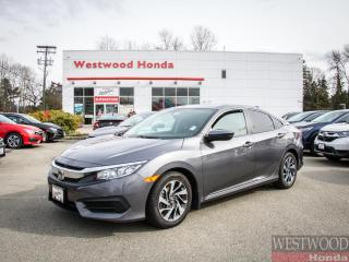 Used 2016 Honda Civic SEDAN LX for sale in Port Moody, BC