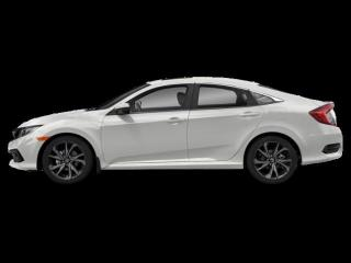 New 2020 Honda Civic Sedan Sport for sale in Port Moody, BC