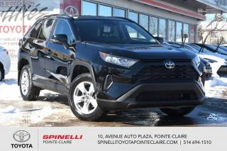 Used 2019 Toyota RAV4 LE AWD PROPRE! for sale in Pointe-Claire, QC
