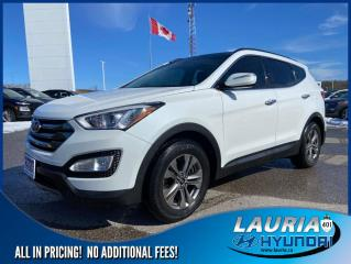 Used 2016 Hyundai Santa Fe Sport 2.4L AWD Luxury - Leather for sale in Port Hope, ON