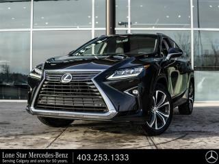 Used 2016 Lexus RX 350 8A for sale in Calgary, AB