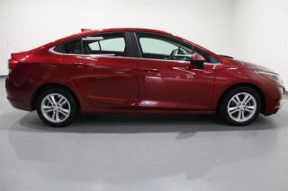 Used 2017 Chevrolet Cruze WE APPROVE ALL CREDIT for sale in Mississauga, ON