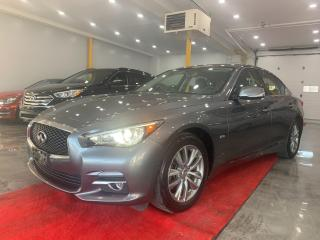 Used 2017 Infiniti Q50 3.0T for sale in Richmond Hill, ON