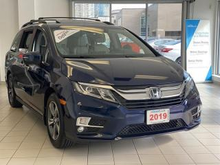 Used 2019 Honda Odyssey EXL RES for sale in Burnaby, BC