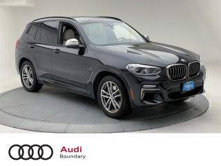 Used 2018 BMW X3 M40i for sale in Burnaby, BC