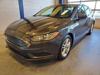 Used 2018 Ford Fusion SE for sale in Moose Jaw, SK