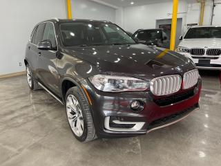 Used 2017 BMW X5 xDrive35i for sale in Richmond Hill, ON