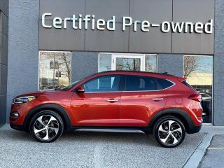 Used 2016 Hyundai Tucson ULTIMATE w/ NAVI / LEATHER / PANO ROOF for sale in Calgary, AB
