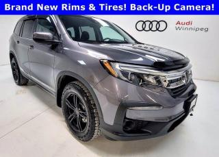 Used 2019 Honda Pilot LX w/Heated Seats & Remote Start *Local Trade* for sale in Winnipeg, MB