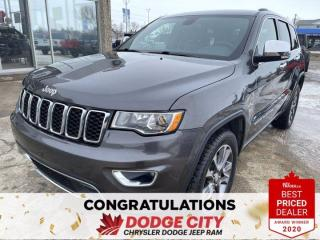 Used 2018 Jeep Grand Cherokee Limited | AWD for sale in Saskatoon, SK