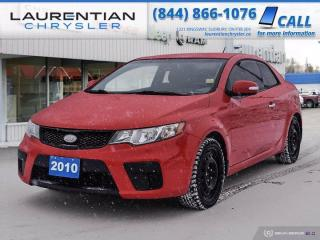 Used 2010 Kia Forte Koup EX!! SELF CERTIFY!! for sale in Sudbury, ON