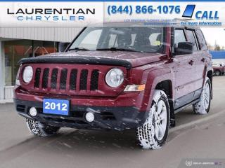 Used 2012 Jeep Patriot SELF CERTIFY!! for sale in Sudbury, ON