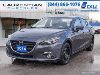 Used 2014 Mazda MAZDA3 GT-SKY for sale in Sudbury, ON