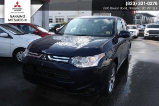 Used 2014 Mitsubishi Outlander ES for sale in Nanaimo, BC