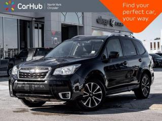 Used 2018 Subaru Forester 2.0XT Touring w/ EyeSight Panoramic Roof Heated Seats for sale in Thornhill, ON