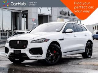 Used 2019 Jaguar F-PACE S AWD Meridian Sound Heated & Vented Seats Panoramic Roof for sale in Thornhill, ON