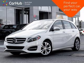 Used 2017 Mercedes-Benz B-Class B 250 Sports Tourer 4MATIC Panoramic Roof Heated Seats for sale in Thornhill, ON
