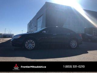 Used 2011 Chrysler 200 Limited for sale in Grande Prairie, AB